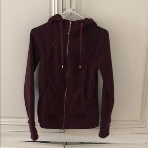 Lululemon hoodie size 4.